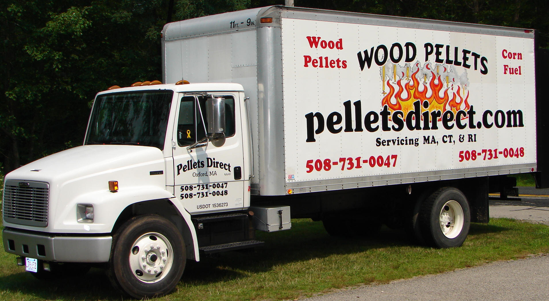Wood pellets pellets direct 1 source in new england for Brick meuble quebec